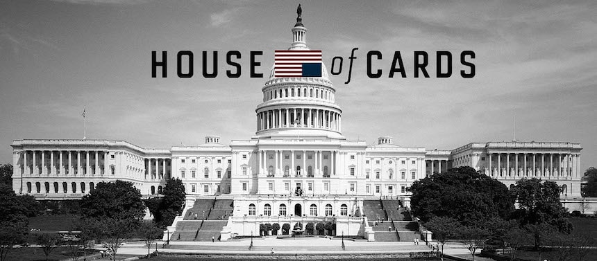 Séries à DC : House of Cards