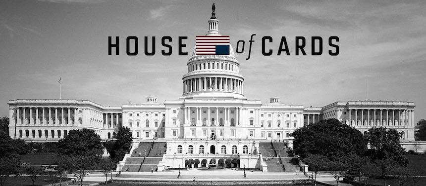 Séries à DC : House of Cards