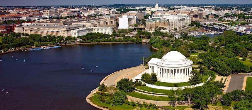 9 activités aquatiques à Washington, DC
