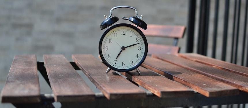 L'inévitable décalage horaire