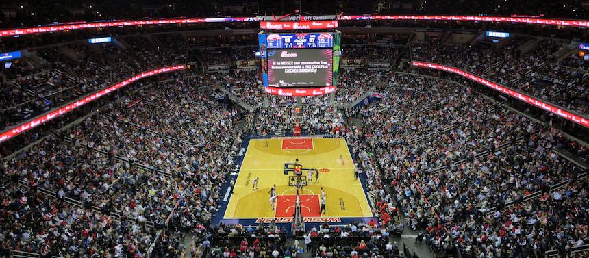 Washington Wizards : l'équipe de la NBA