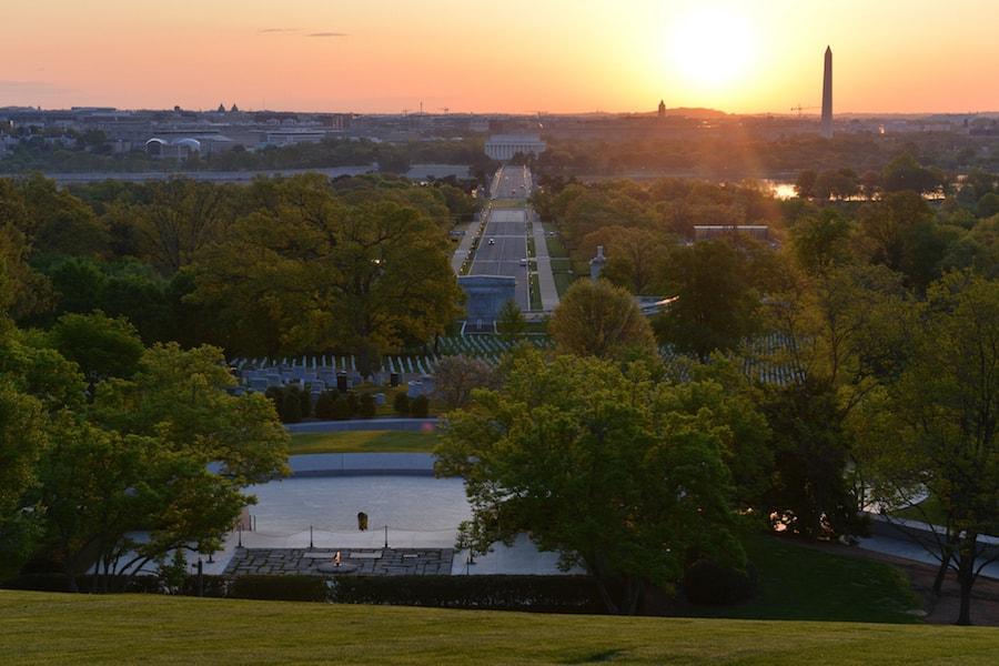 Les 10 plus belles vues à Washington