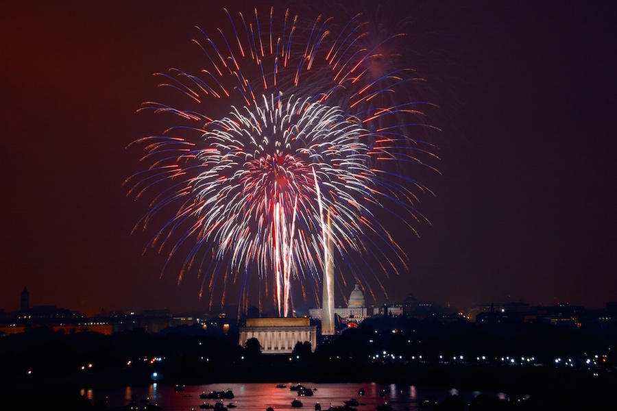 Independence Day : que faire le 4 juillet à Washington, DC ?