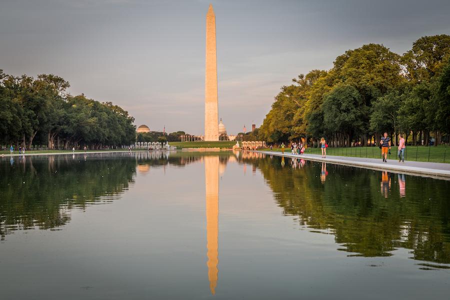Quelle saison pour visiter Washington ?