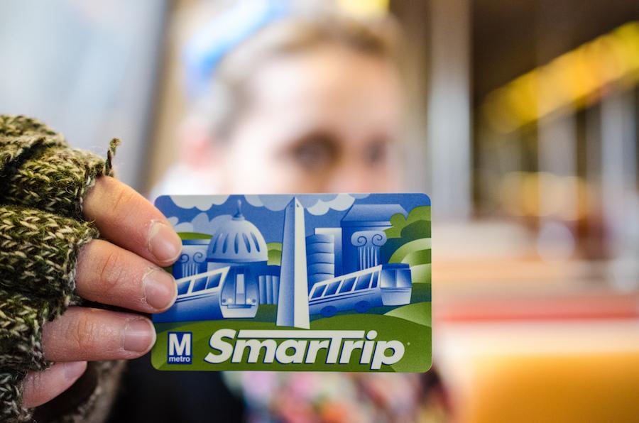 Transports : où acheter la SmarTrip® Card ?