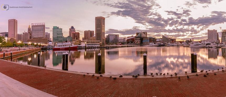 Baltimore, une visite souvent oubliée