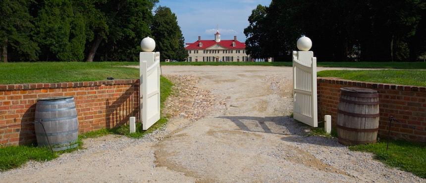 Mount Vernon, un incontournable quand on est à Washington, DC