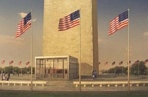 Nouveau Visitor Center du Washington Monument