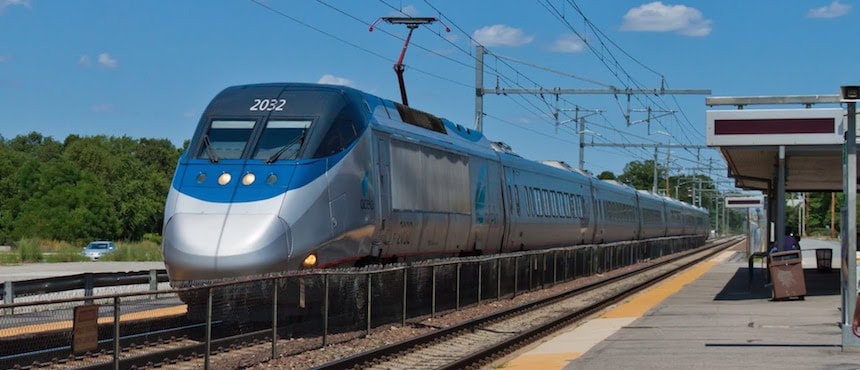 Train Acela Express