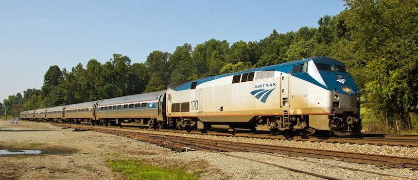 Train Northeast Regional