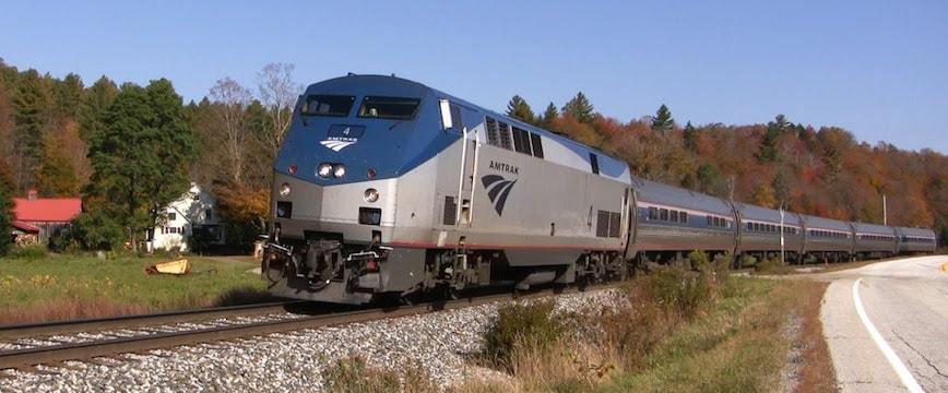 Train Vermonter