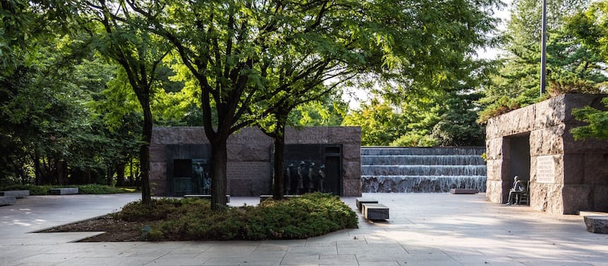Franklin D. Roosevelt Memorial