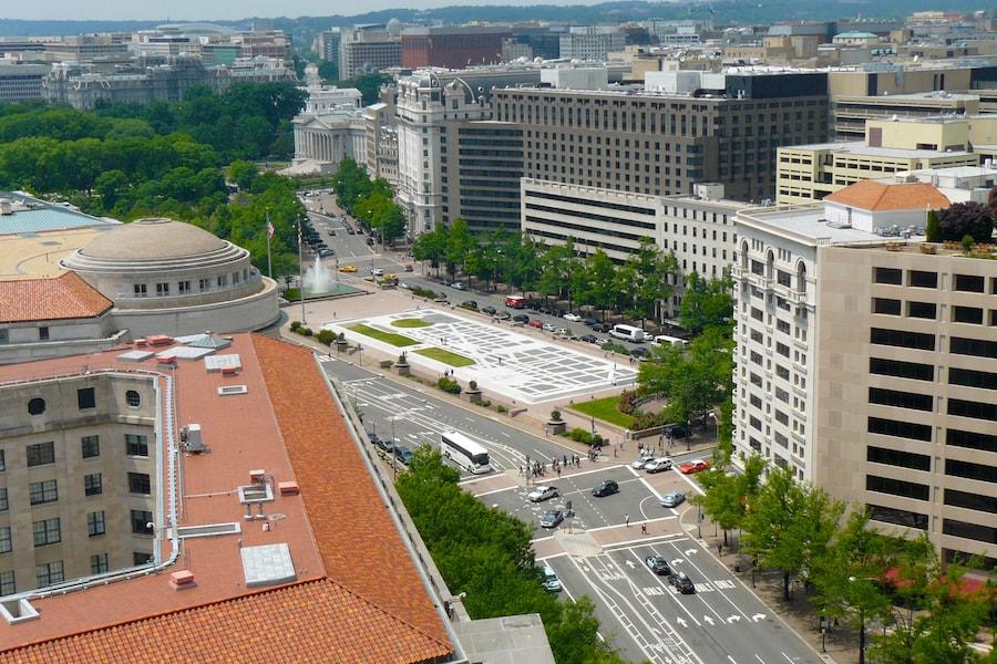 Freedom Plaza