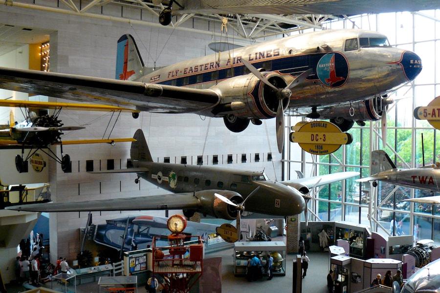 Musée de l'Air & de l'Espace