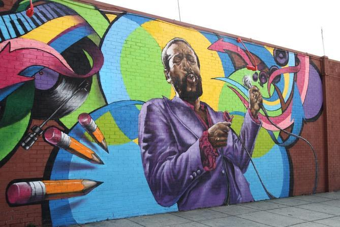 Les fresques murales